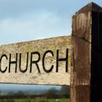 churchsign-wood